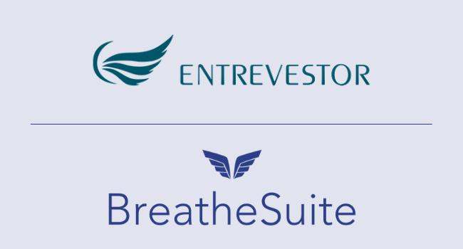 Entrevestor - BreatheSuite Closes $1.2M Round