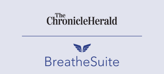 The Chronicle Herald: St. John's tech company's inhaler add-on helps people breathe easier