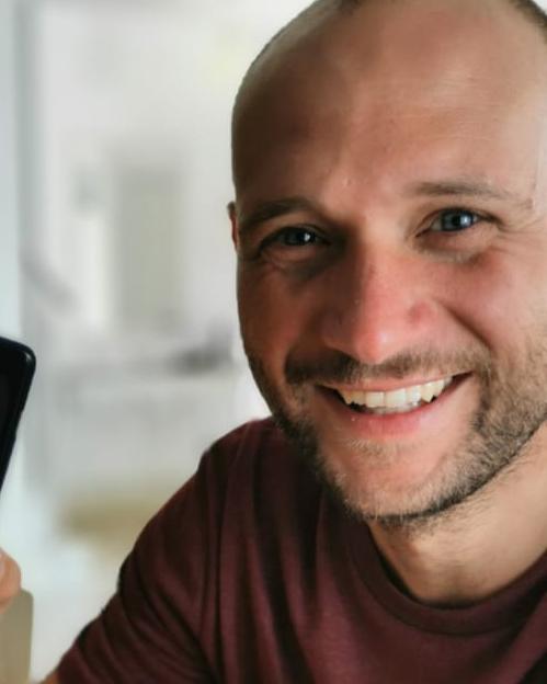 Foto unseres zufriedenen Kunden Christian Marten