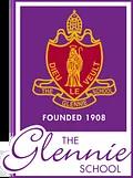 The Glennie Shool logo