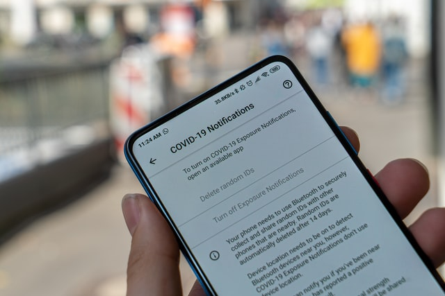 reading small print text on a screen.