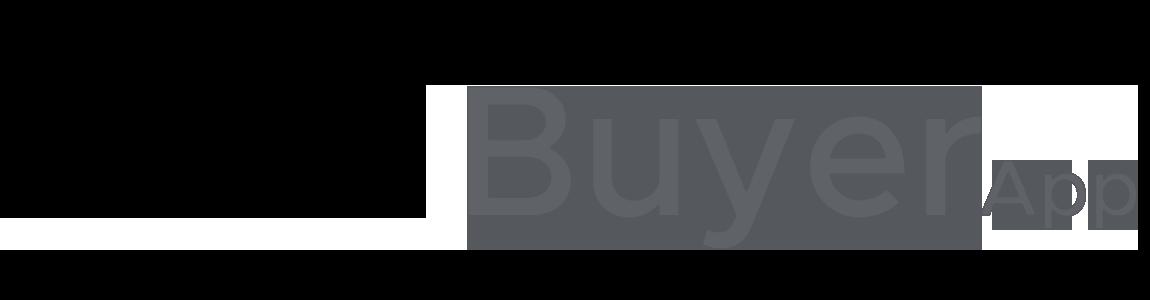 Aliud Buyer App logo transparent background.