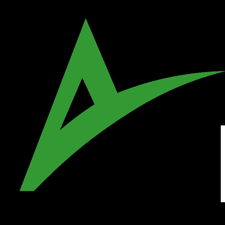 Aliud company logo.