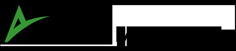 Aliud marketplace logo black on transparent background.