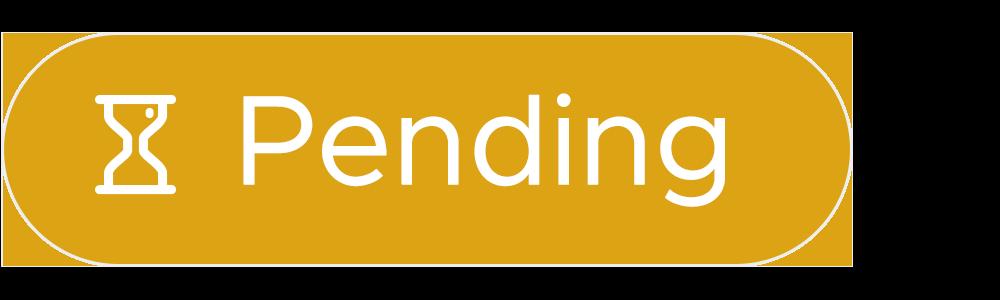 Aliud order pending icon.