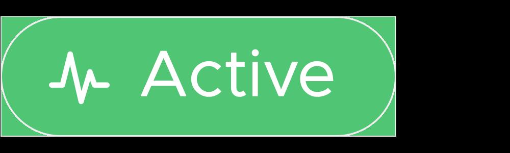 Aliud active icon.
