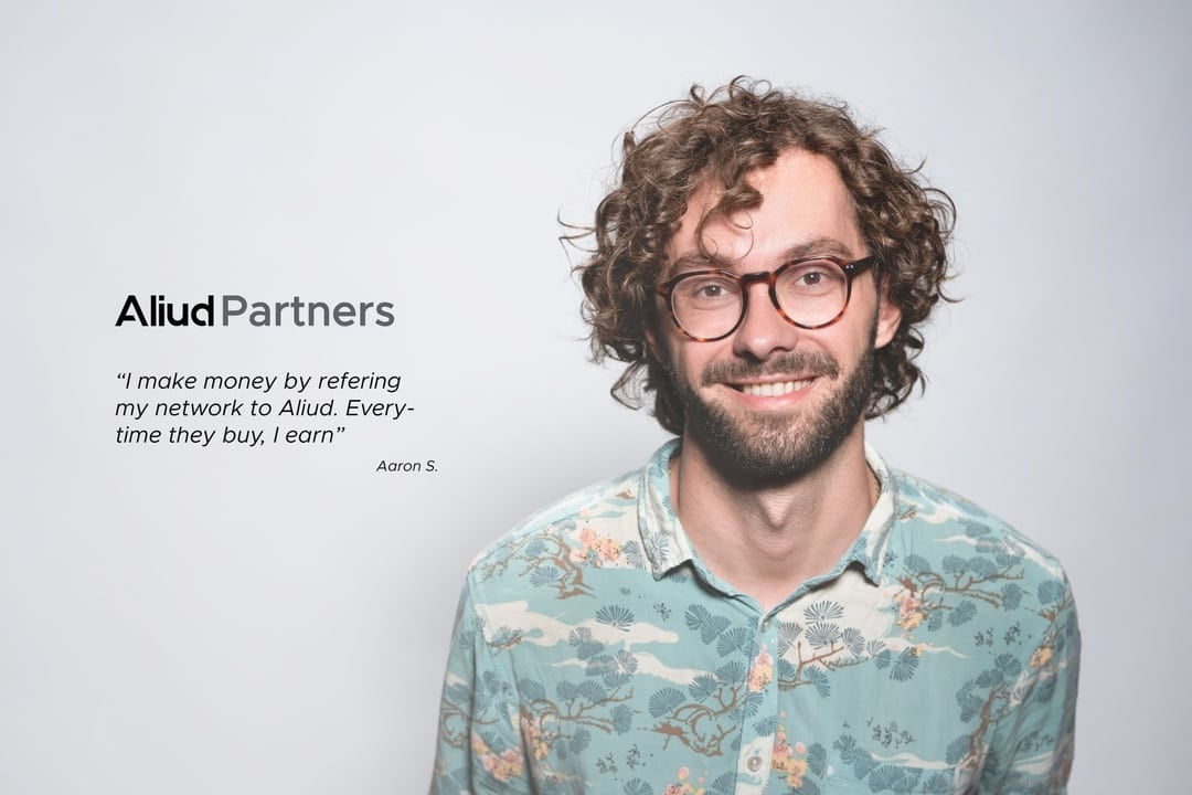 Aliud partner who is proud to support Aliud Partners Program.
