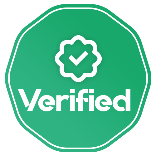Aliud Seller or Buyer ID verified Badge for MyStore or Profile.