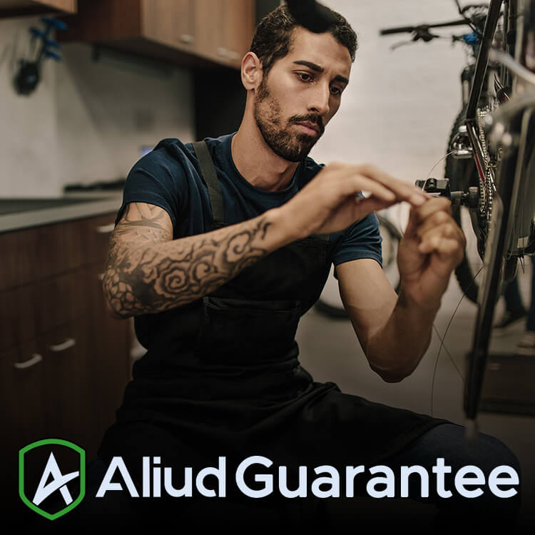 A man protected by the Aliud guarantee because he used in-app payment for his order.