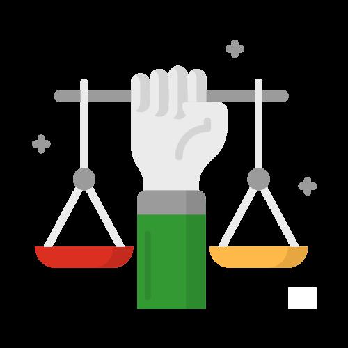 Aliud core value integrity icon