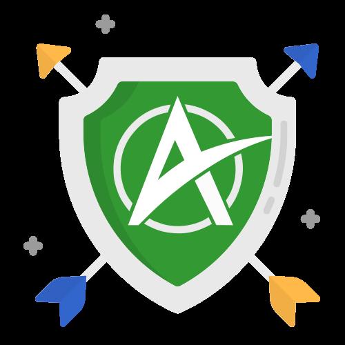 Aliud's core value courage icon