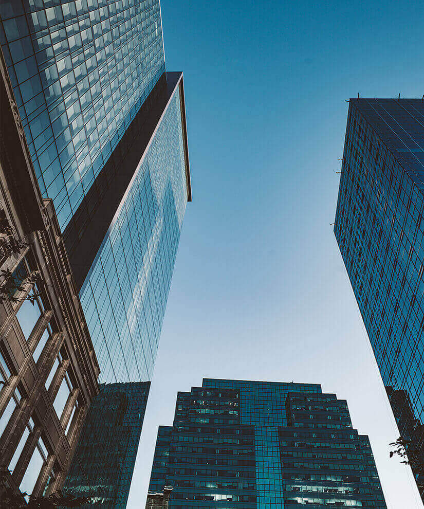 Image of Aliud Office in downtown Edmonton Alberta