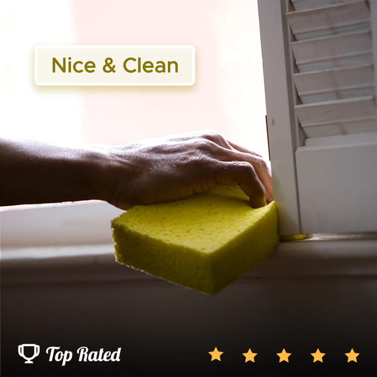 Buy and sell home cleaning services on Aliud buyer.