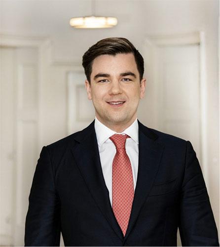 Philipp Doppelhammer - Managing Director at Bankhaus von der Heydt