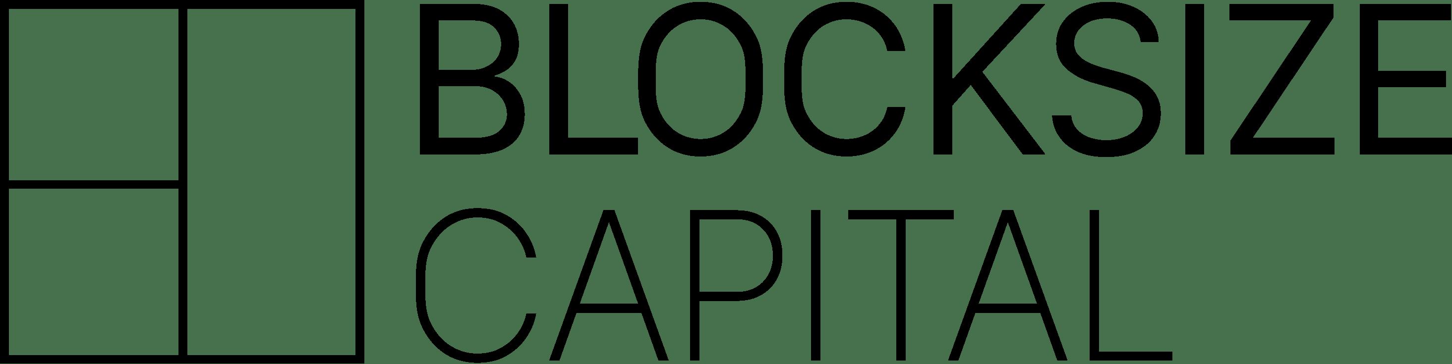 Blocksize Capital