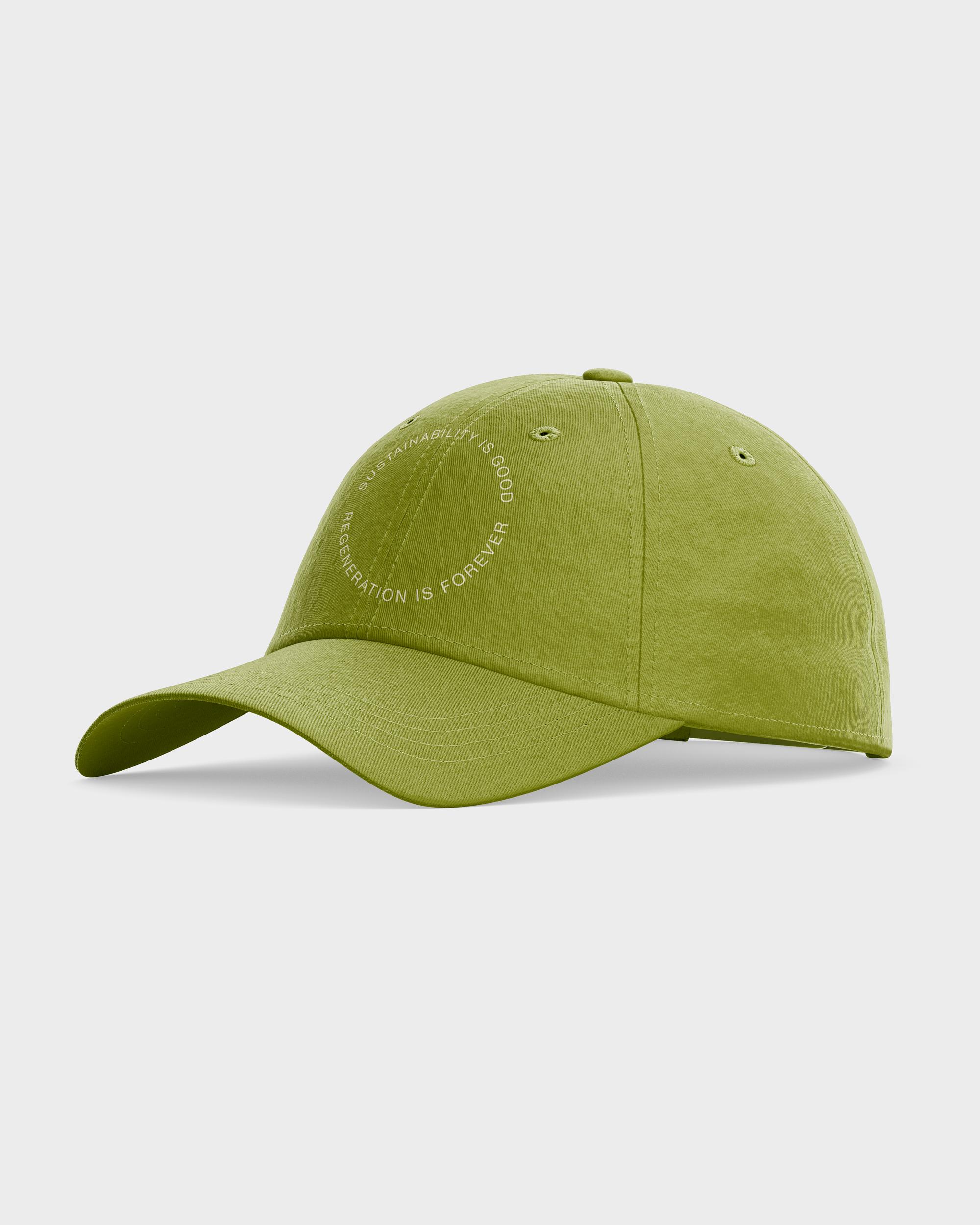 Hudson Hemp Cap