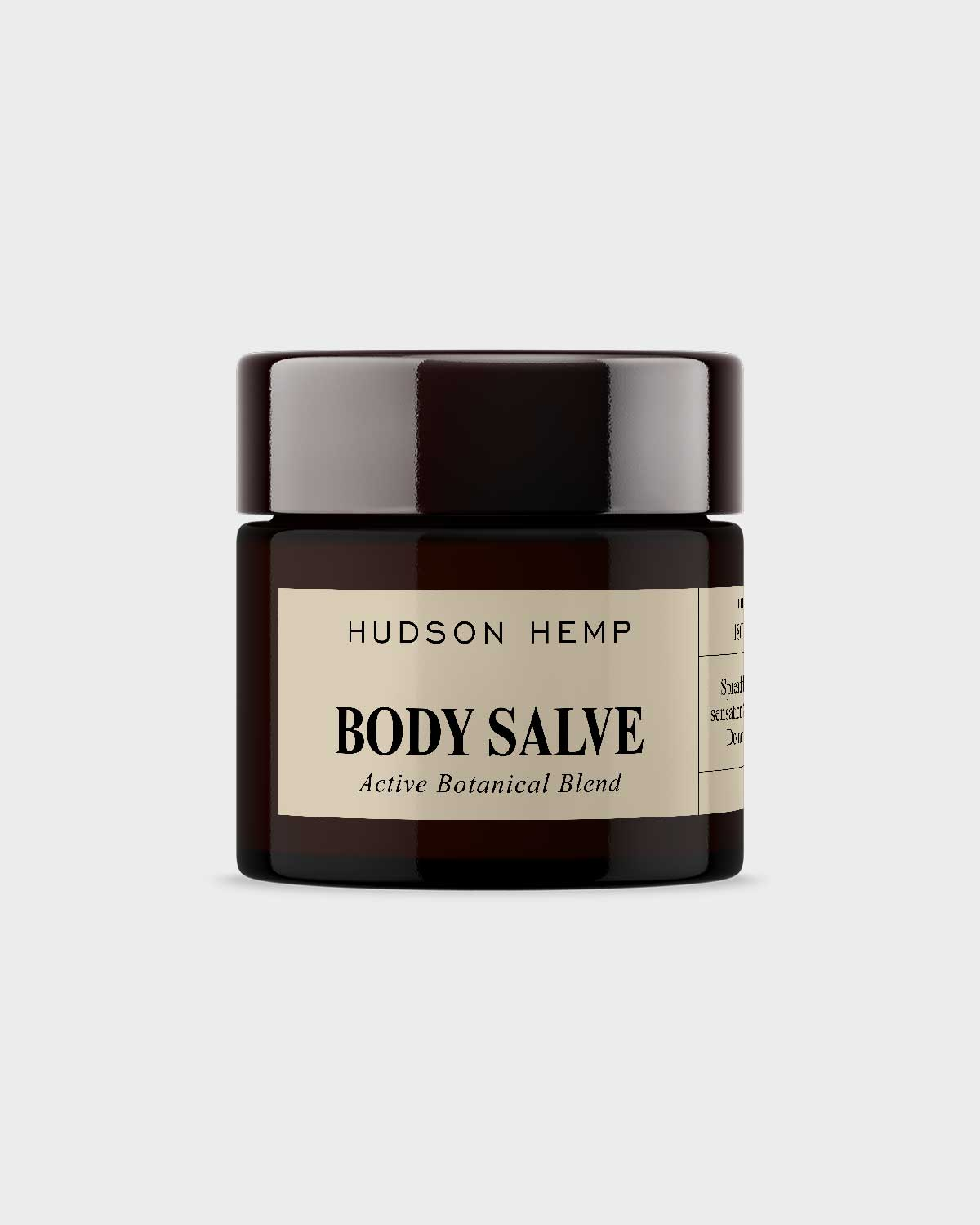 Body Salve - Active Botanical Blend (Pre-Order)