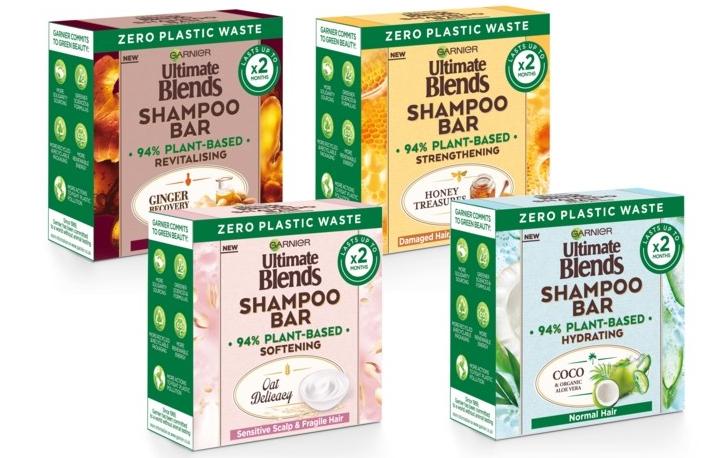 Garnier Shampoo Bars - Innovation Testing - New Product