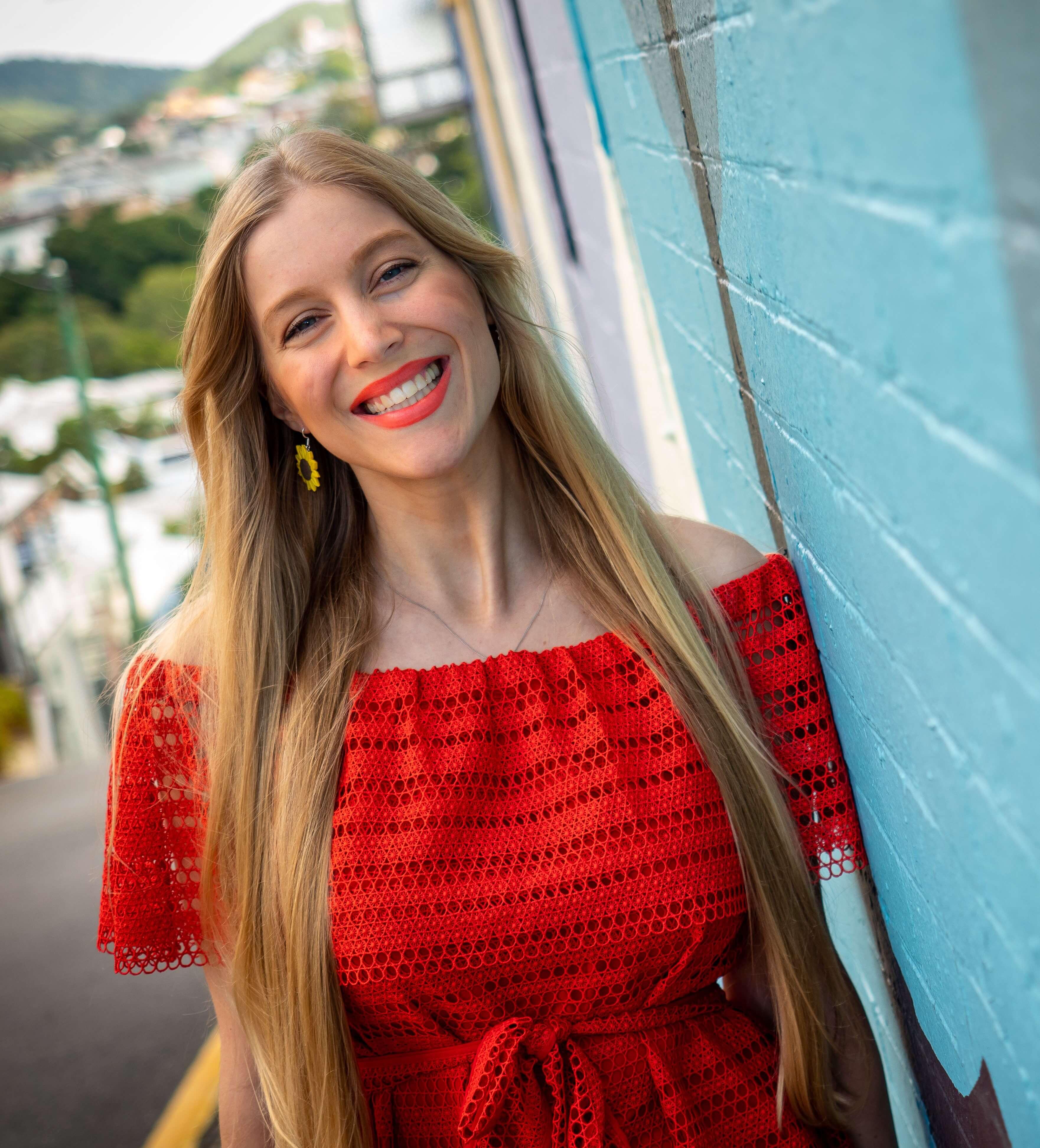 Brisbane copywriter Erin Haywood