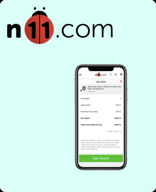 N11 Redesign Tasarım Projesi
