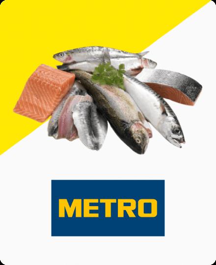 Metro Market Et ve Balık Kiosk Projesi