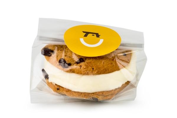 Starbird Ice Cream Sandwich