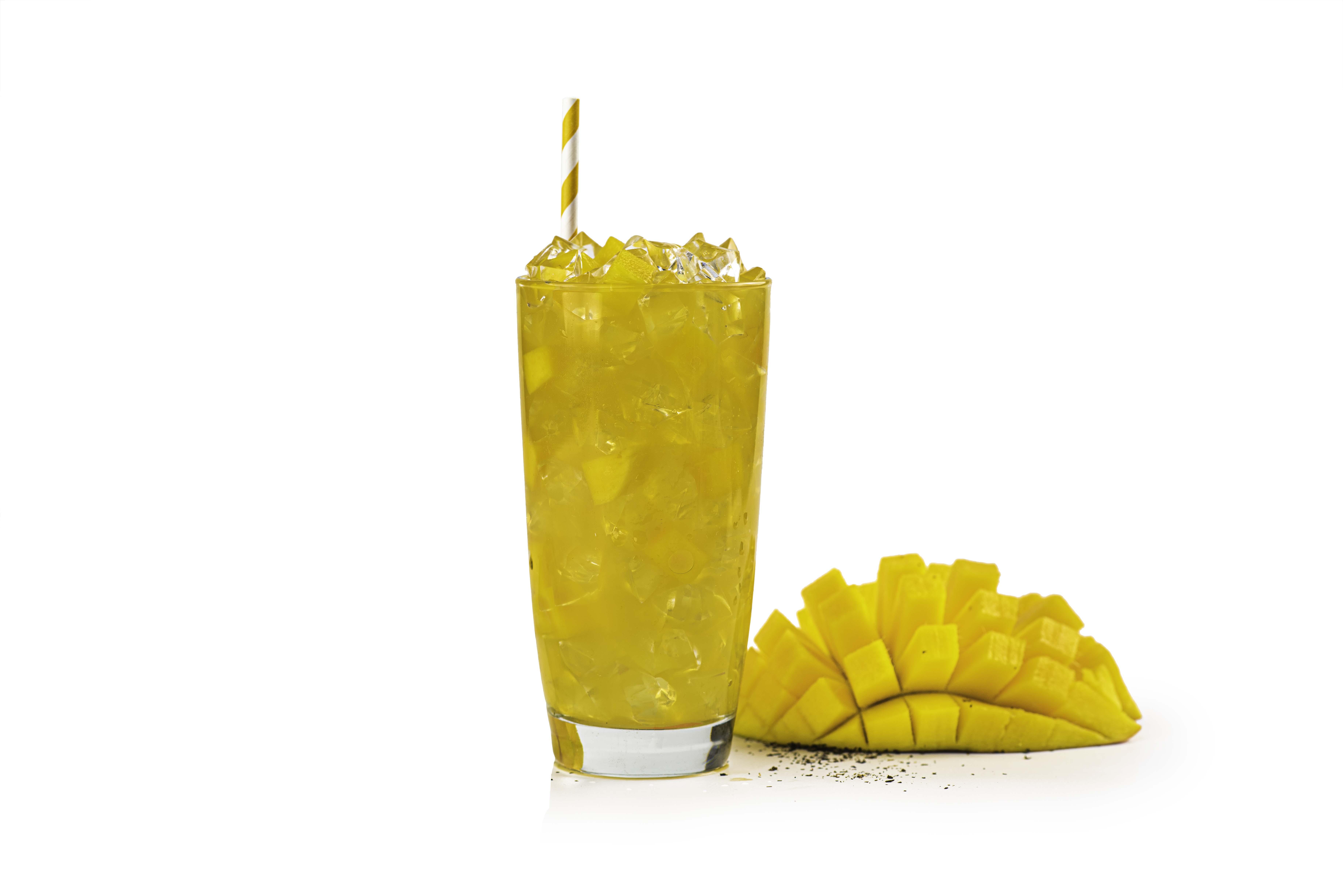 Strawberry Lemonade and Mango Iced-Tea