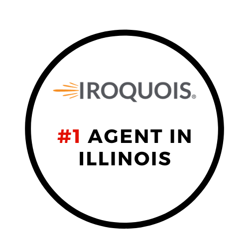 #1 Agent In Iroquois, IL