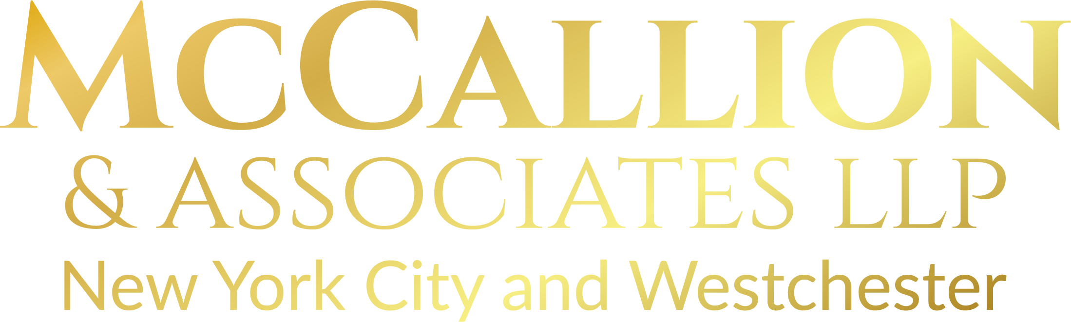 McCallion and Associates Logo
