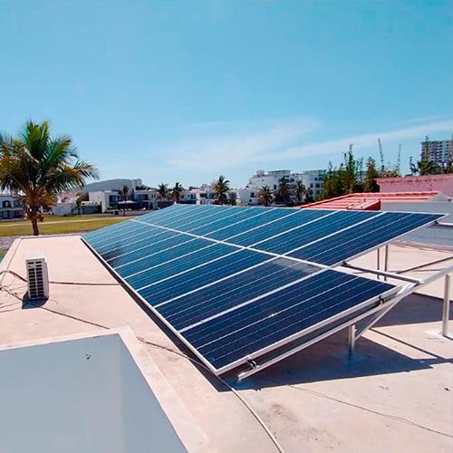 Paneles Solares Mazatlan - caso de exito 1