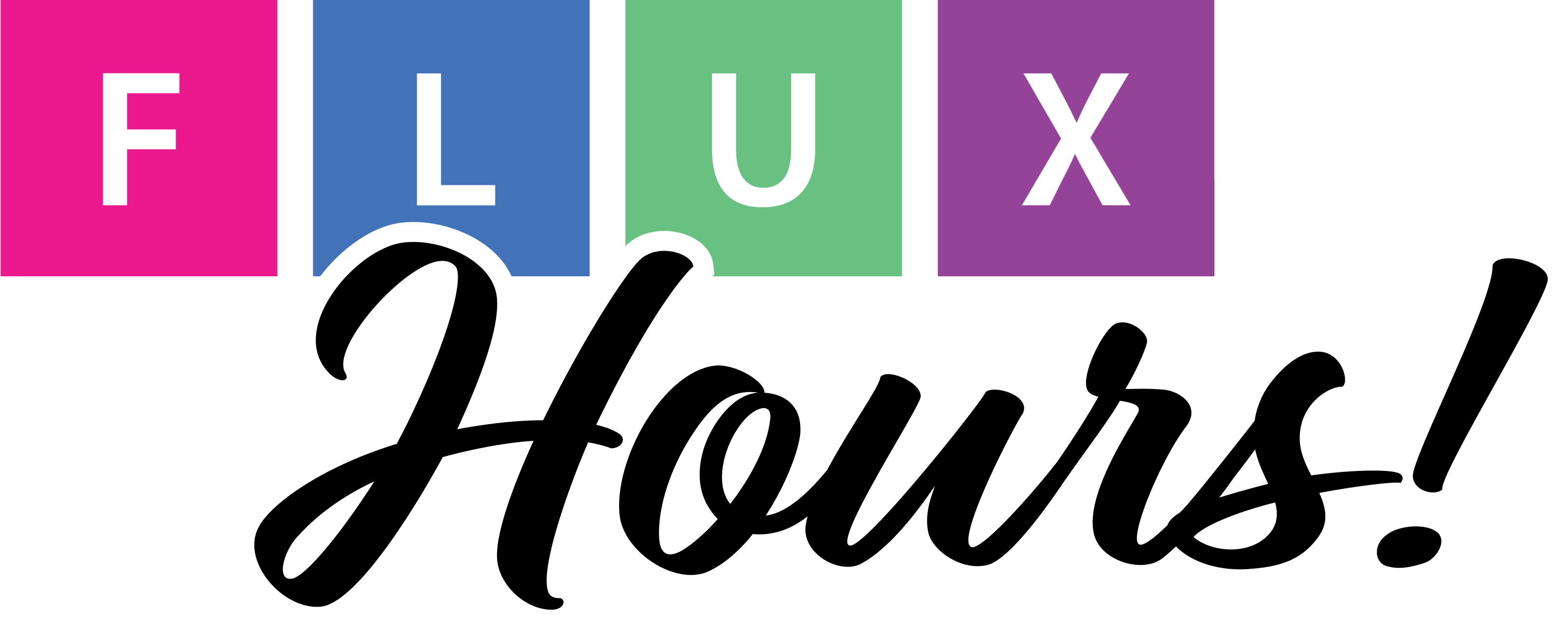 Flux Hours Logo