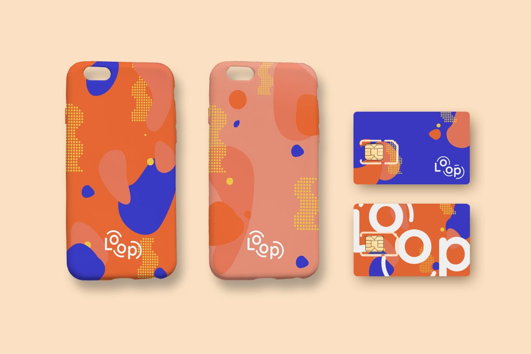 LOOP branding design
