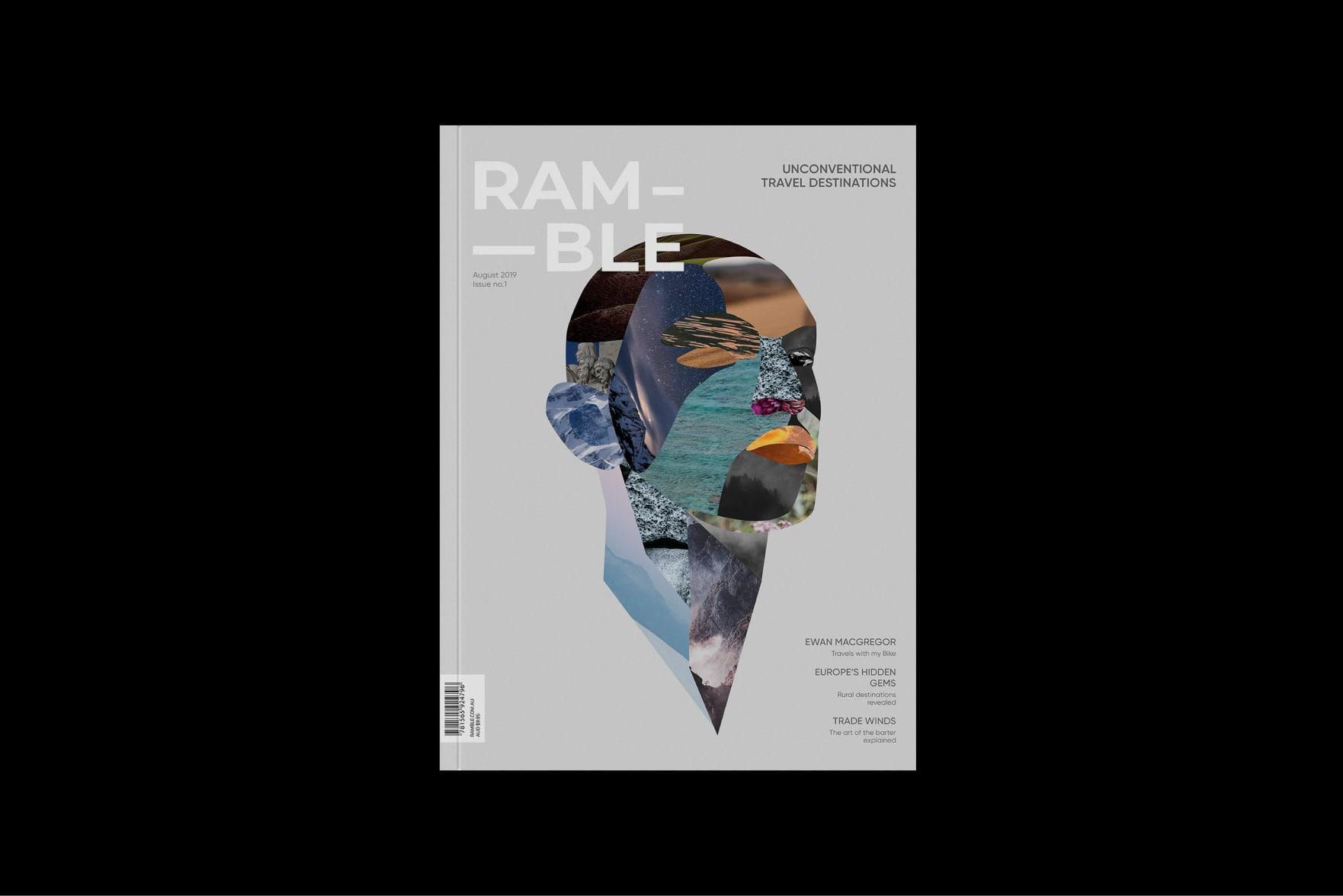 Ramble Magazine Cover