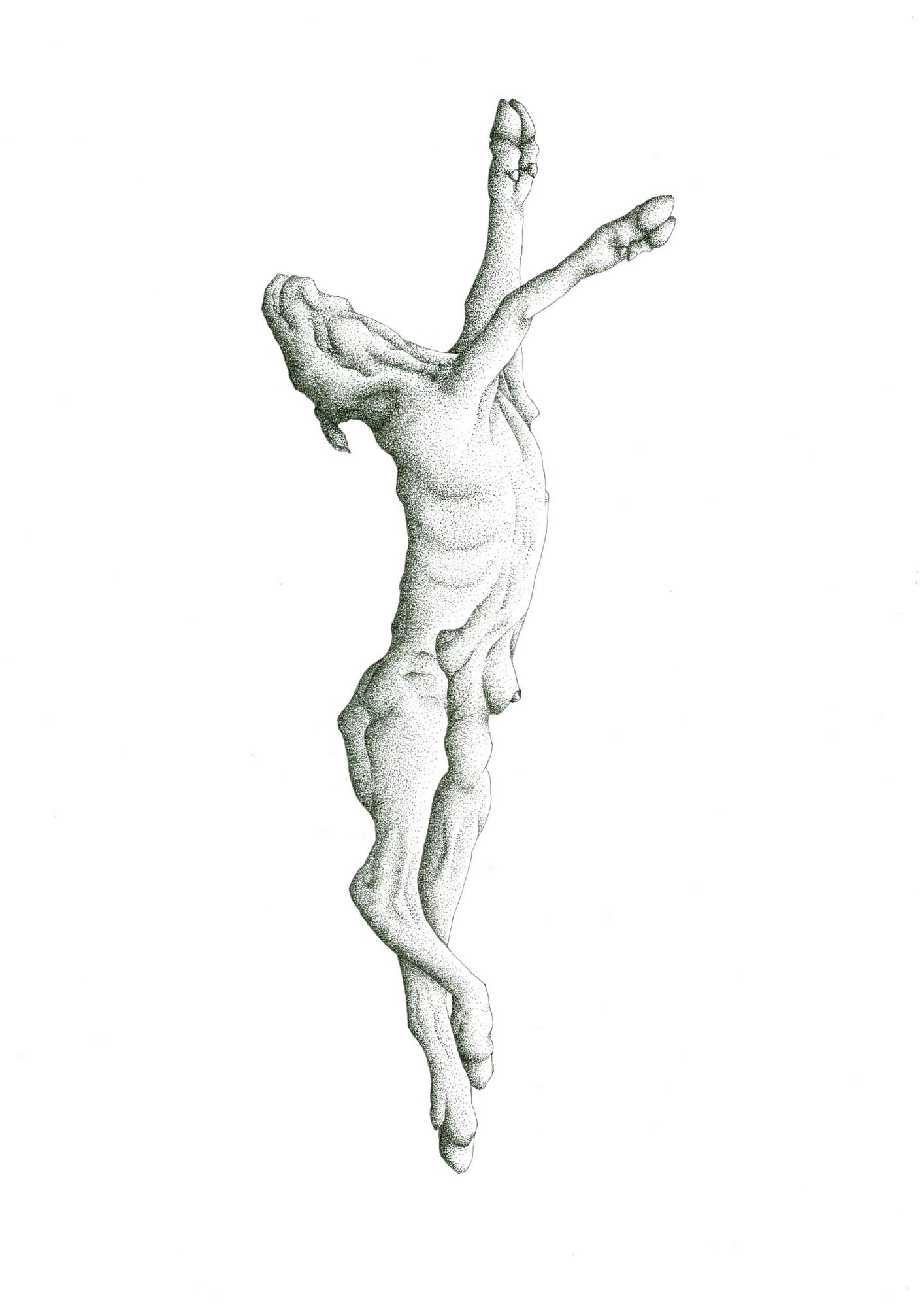 Chastel-Sculpture-Viande-Veau-Sérigraphie