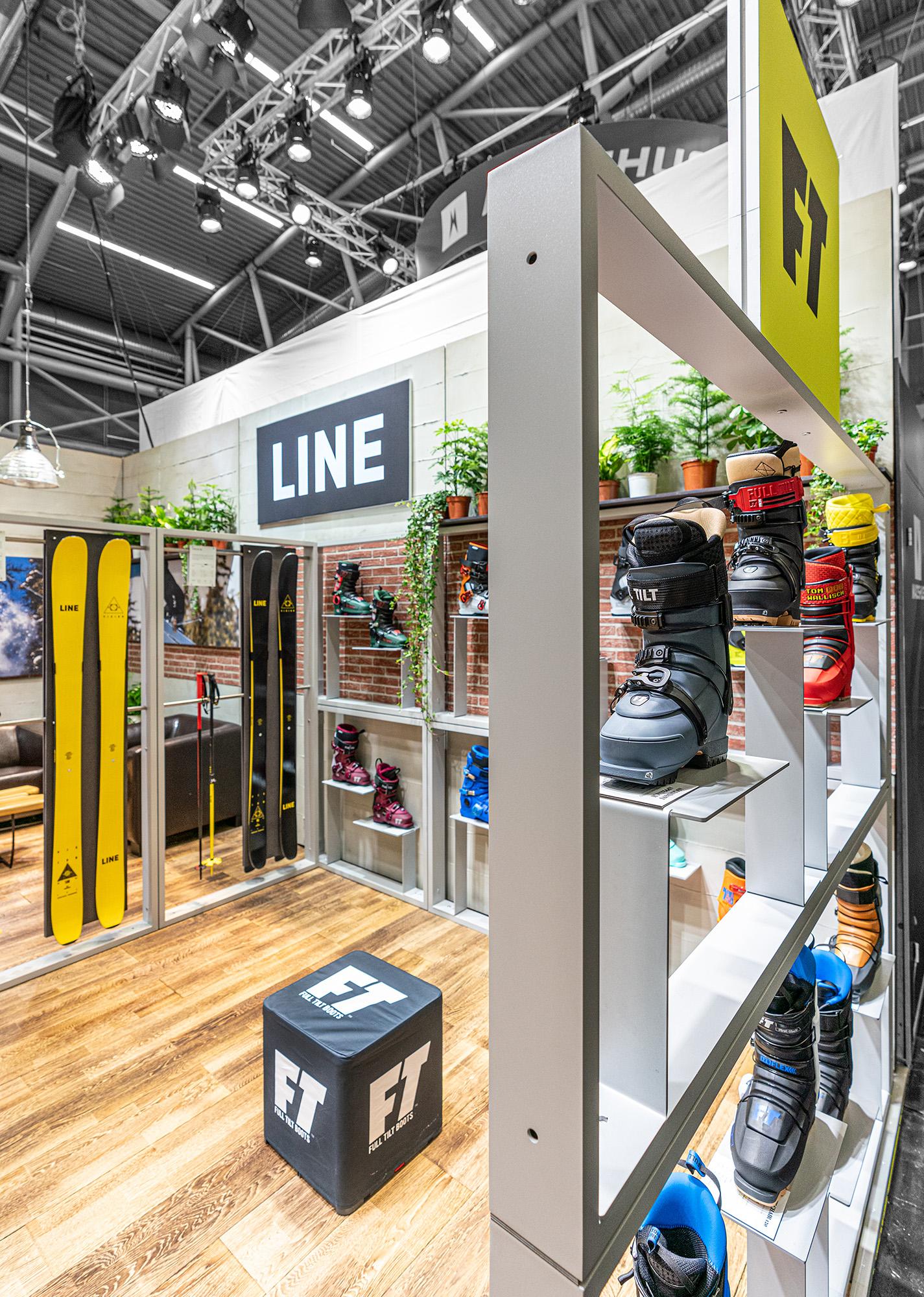 line ispo 2020 boots full tilt