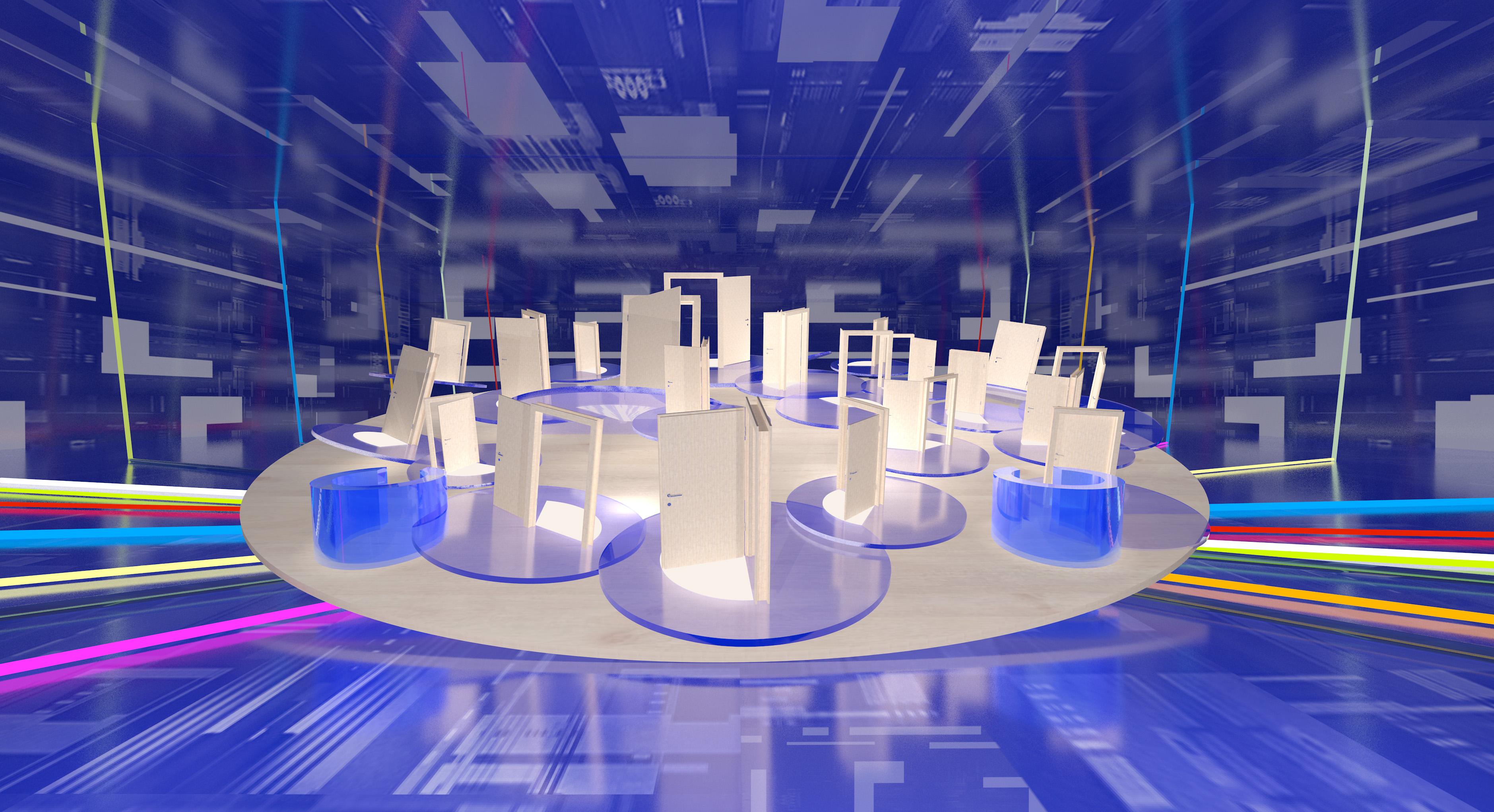virtuelle Messestände virtual booth design Messestand trade fair booth Messe Ausstellung Shop Retail Kongress München design trade fair booth