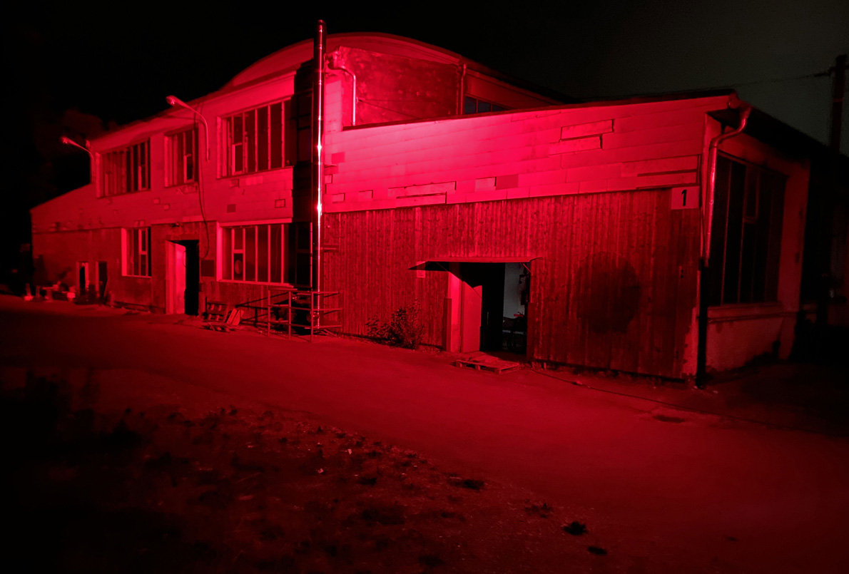 NightOfLight der #AlarmstufeRot Initiative