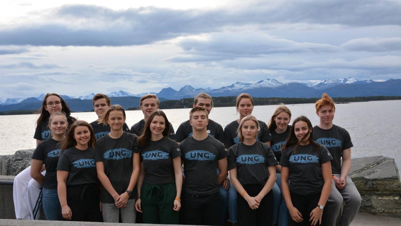 Bilde av Ungdomspanelet 2019, Foto: Møre og Romsdal fylkeskommune