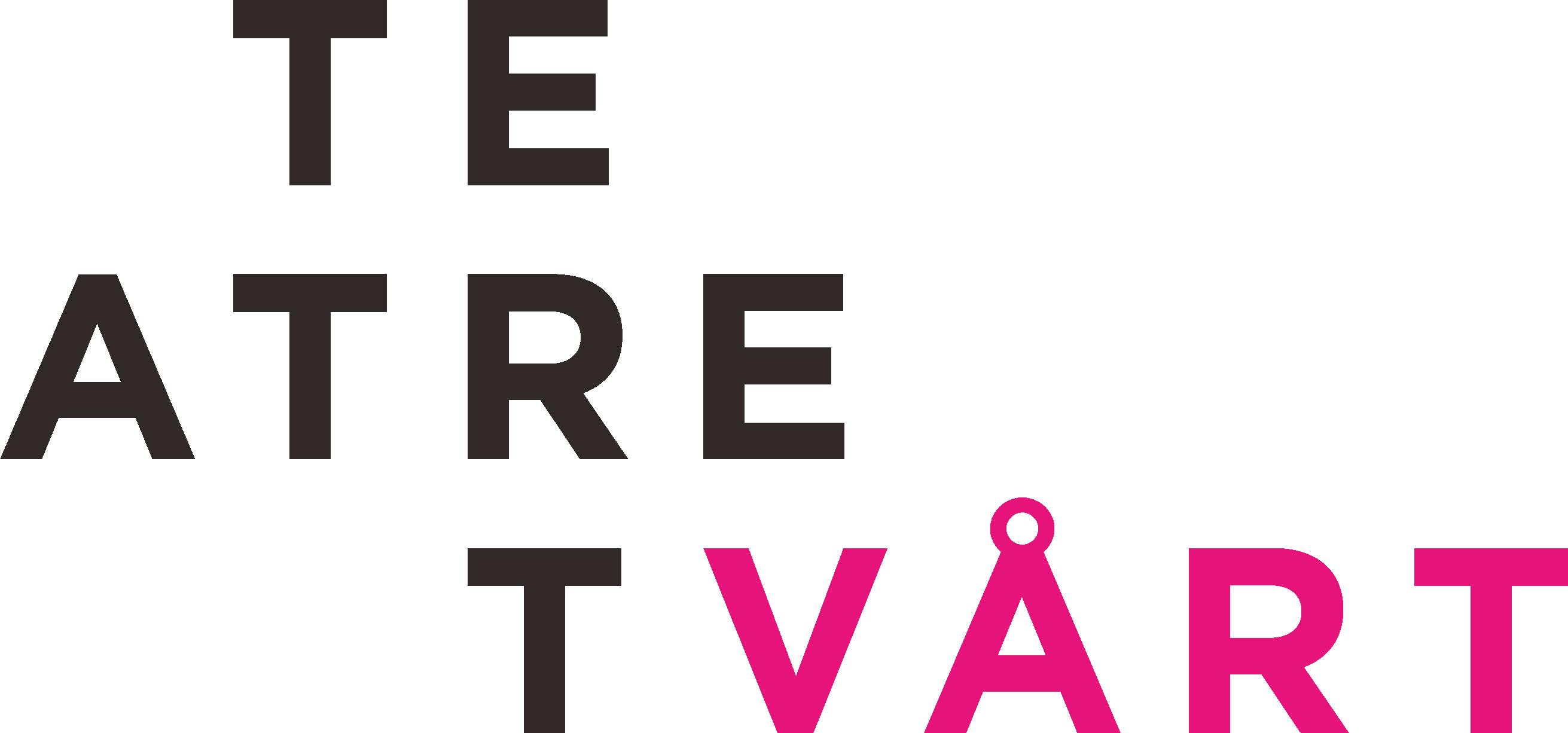 Logo Teatret Vårt