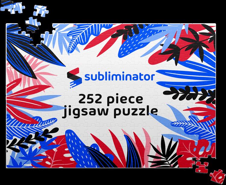 Jigsaw Puzzle - AOP