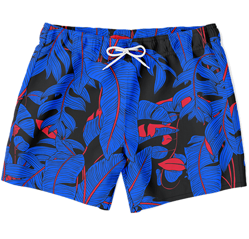 Swim Trunks Men - AOP
