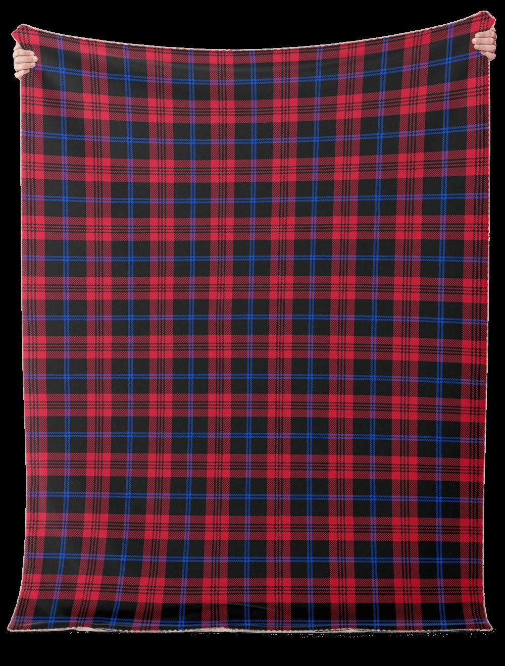 Premium Microfleece Blanket - AOP