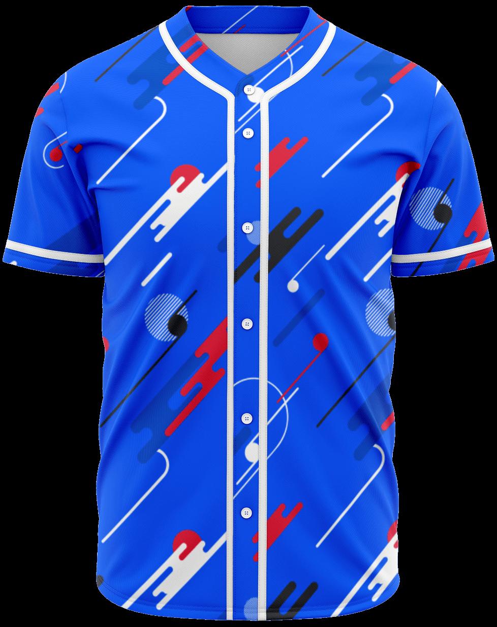 Baseball Jersey - AOP