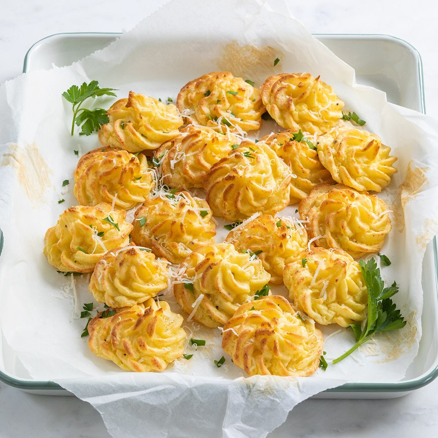pommes-duchesse