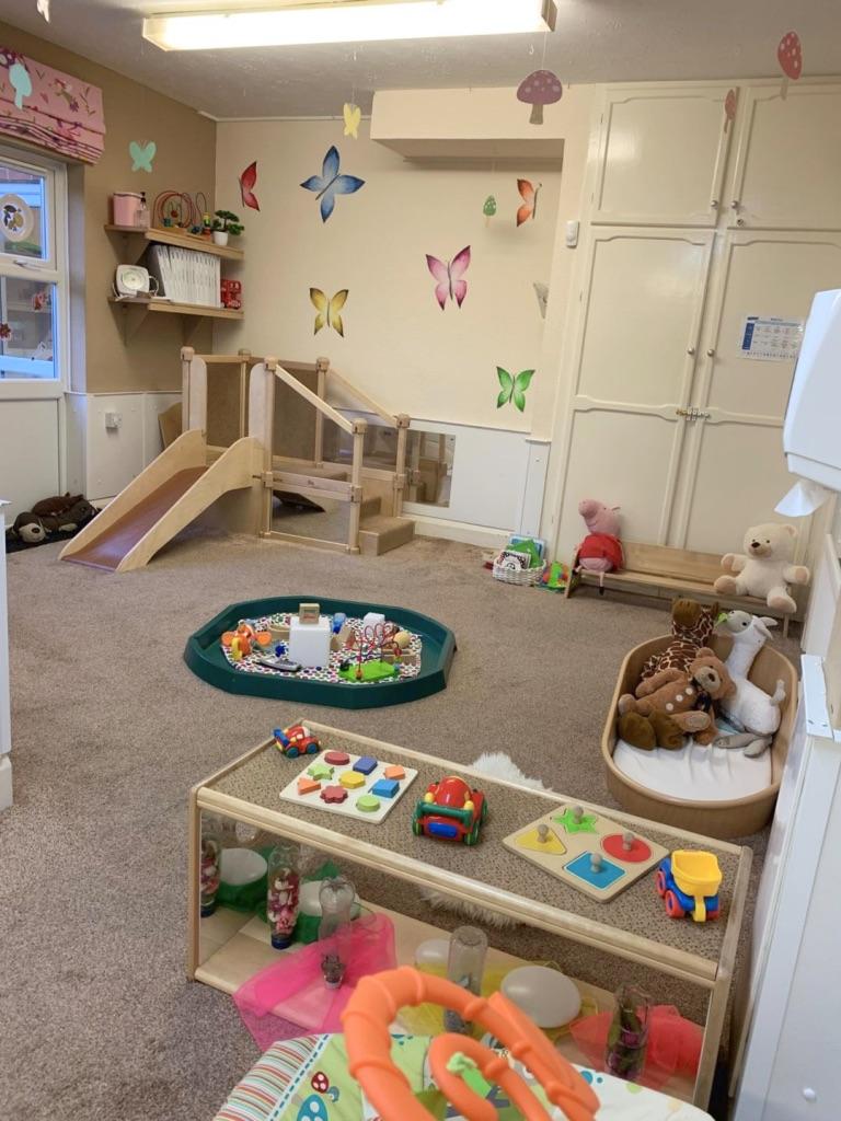 Baby Unit Playroom