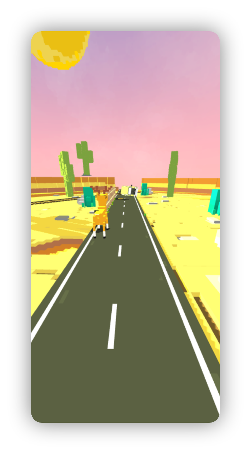 This is a picture of a game that's being fully developed by Jacobs Development using full-cycle development.