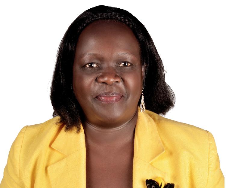 Dr. Milkah Chebii