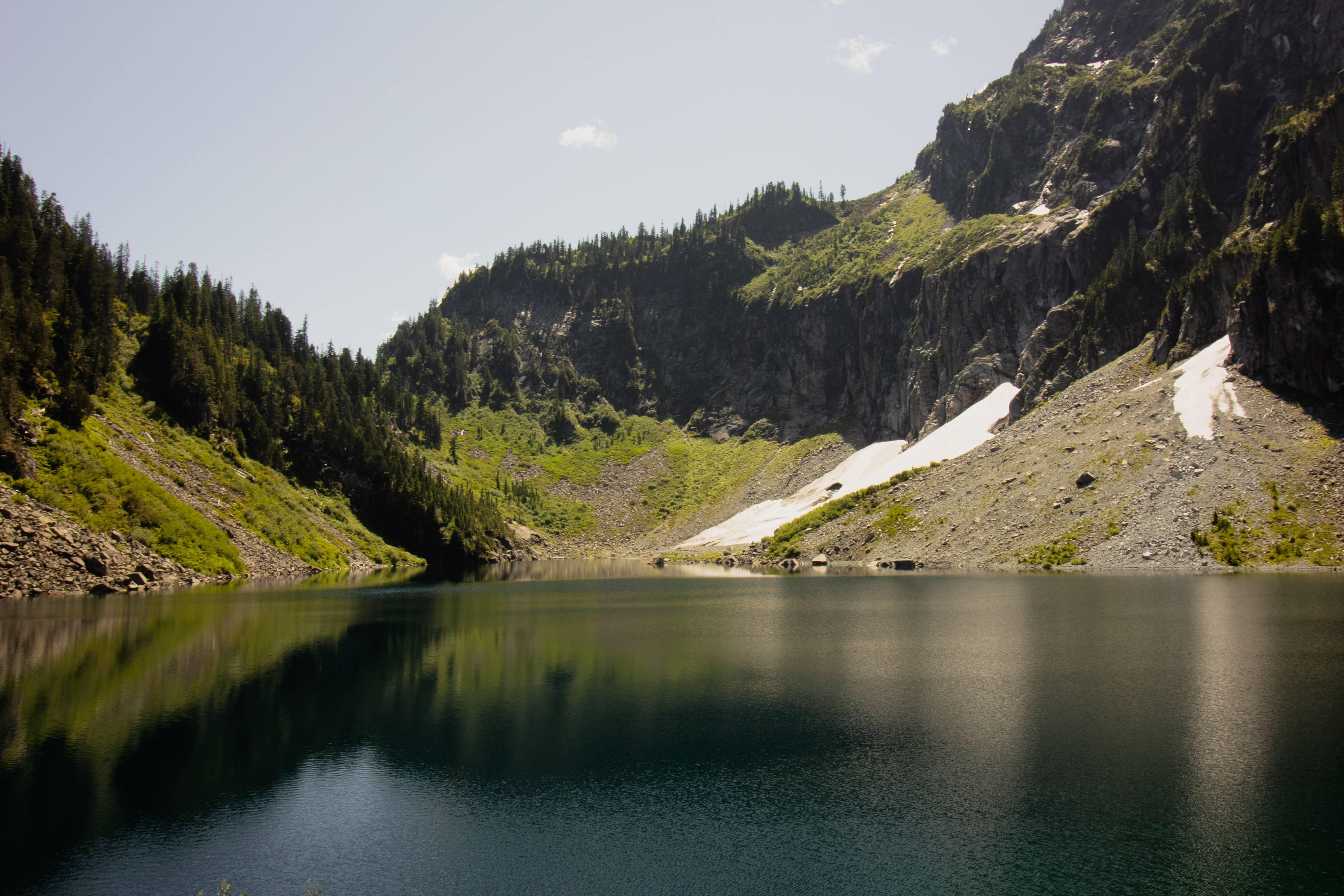 Lake Serene in Washington