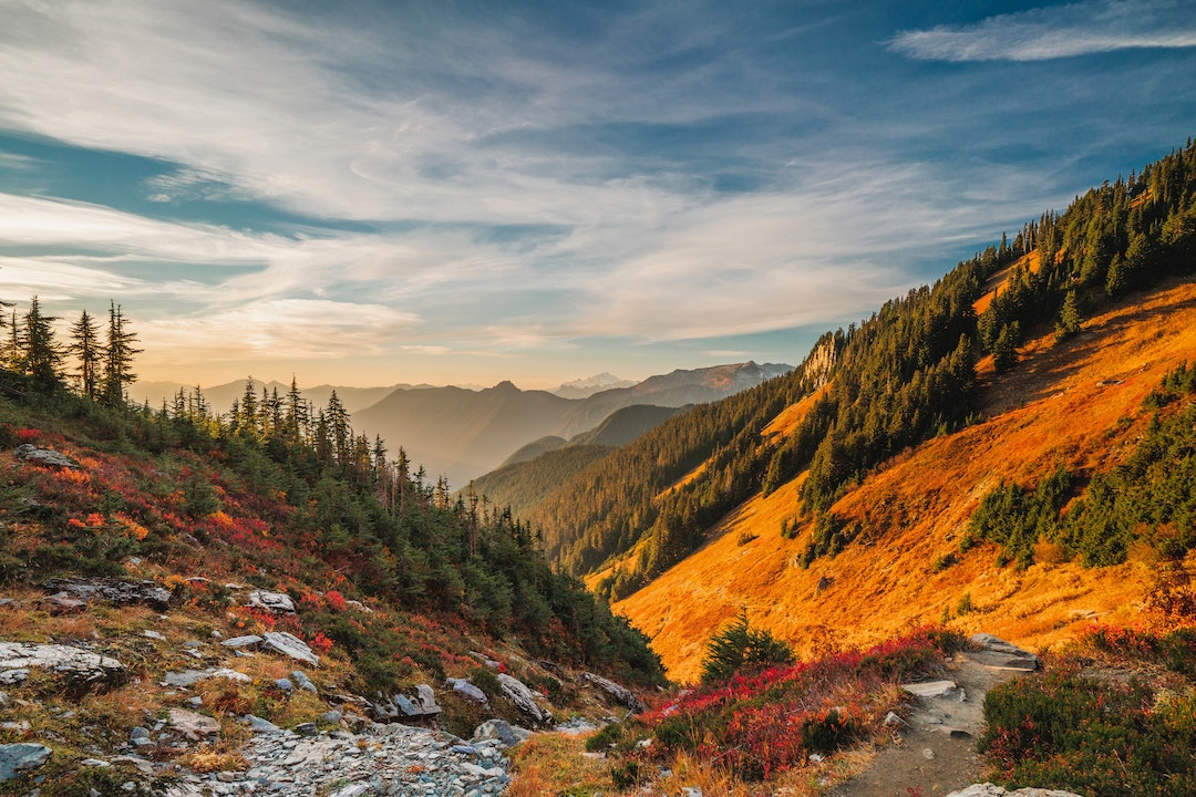 5 National Parks to Visit this Fall