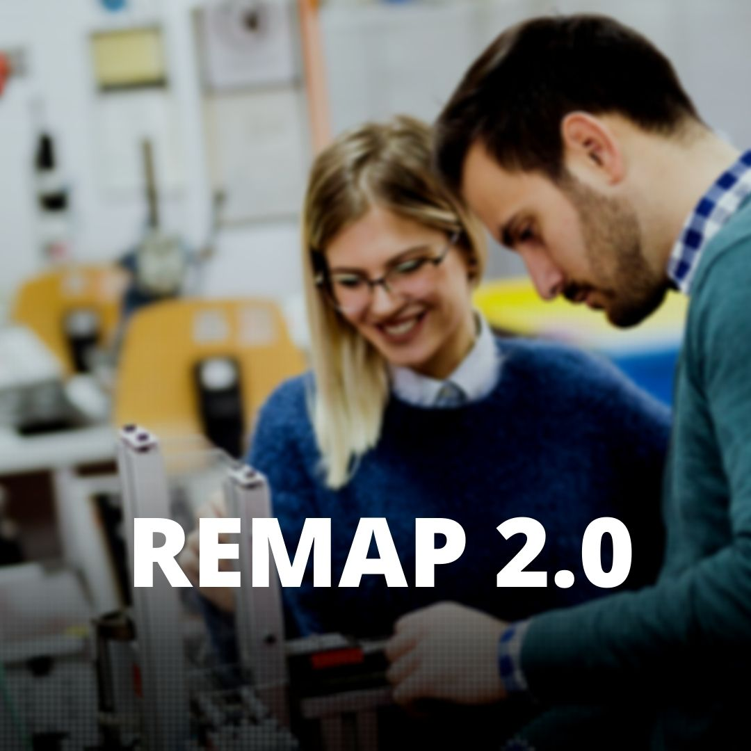 REMAP 2.0 Launch